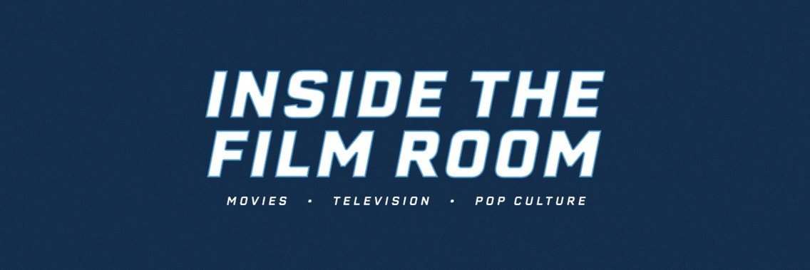 Inside The Film Room - Cover Image