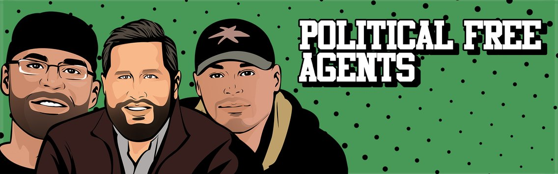 Political Free Agents - Cover Image