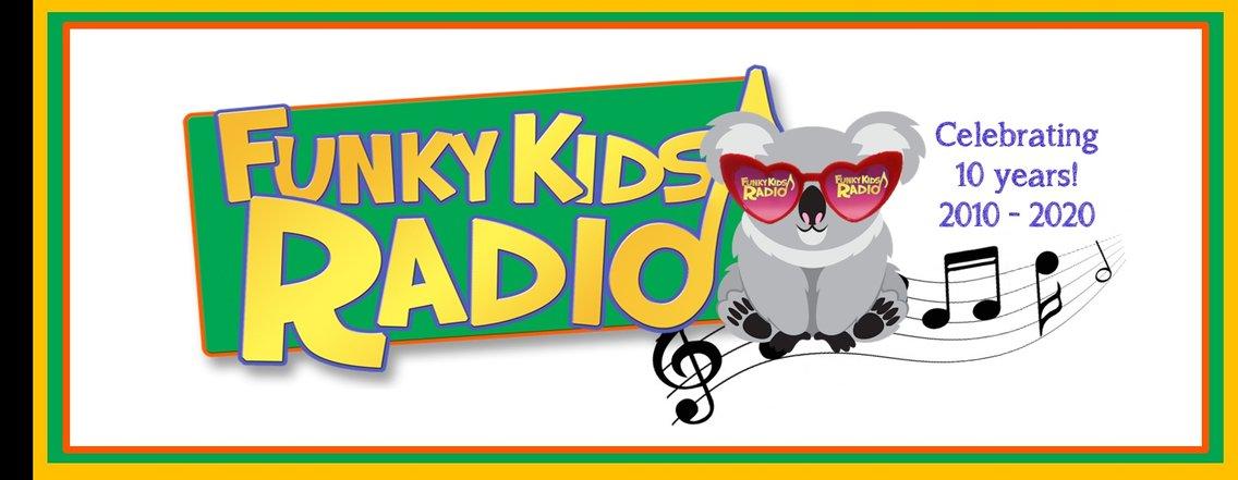 AWARDS - Funky Kids Radio - Cover Image