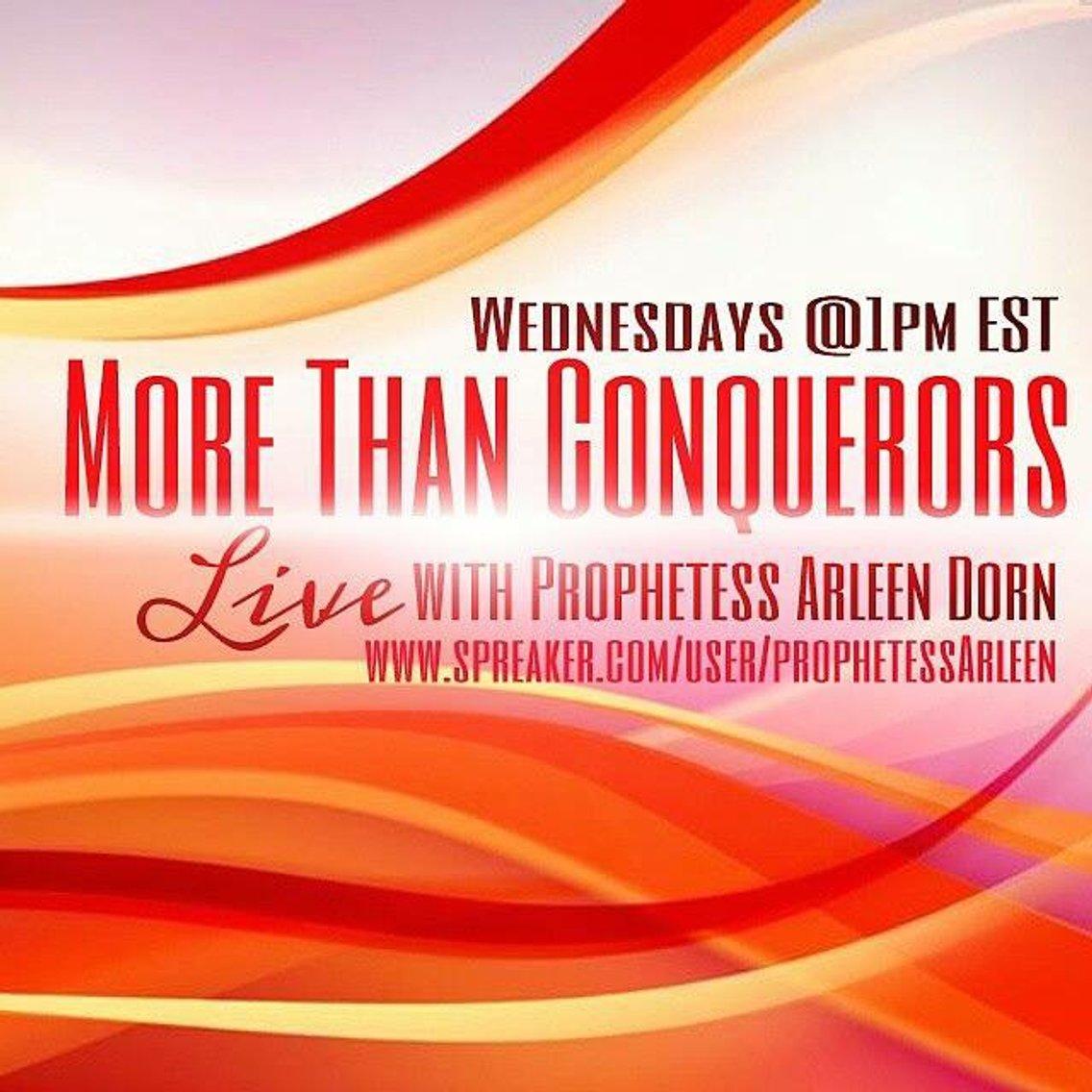More Than Conquerors Live - immagine di copertina