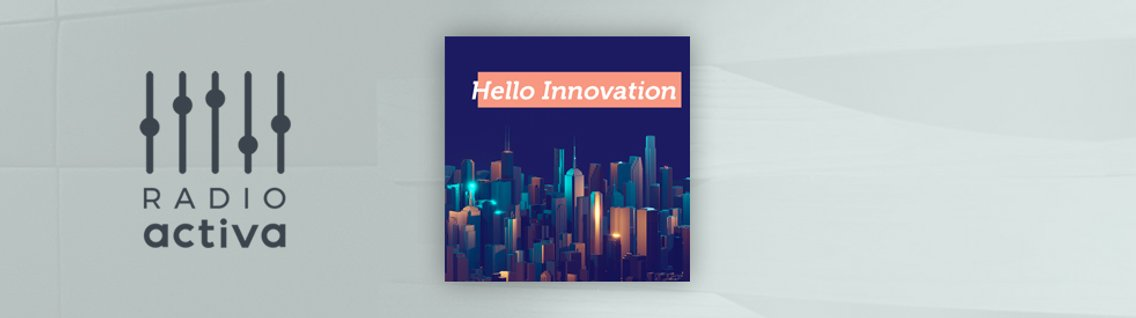 Hello Innovation - Cover Image