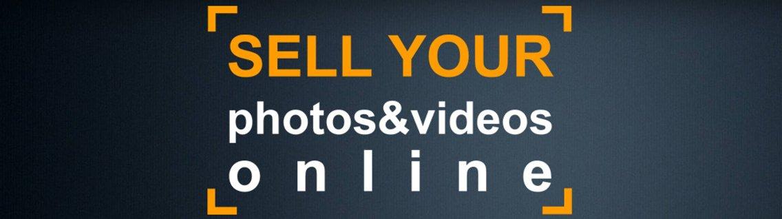 Sell your photos and videos online - imagen de portada