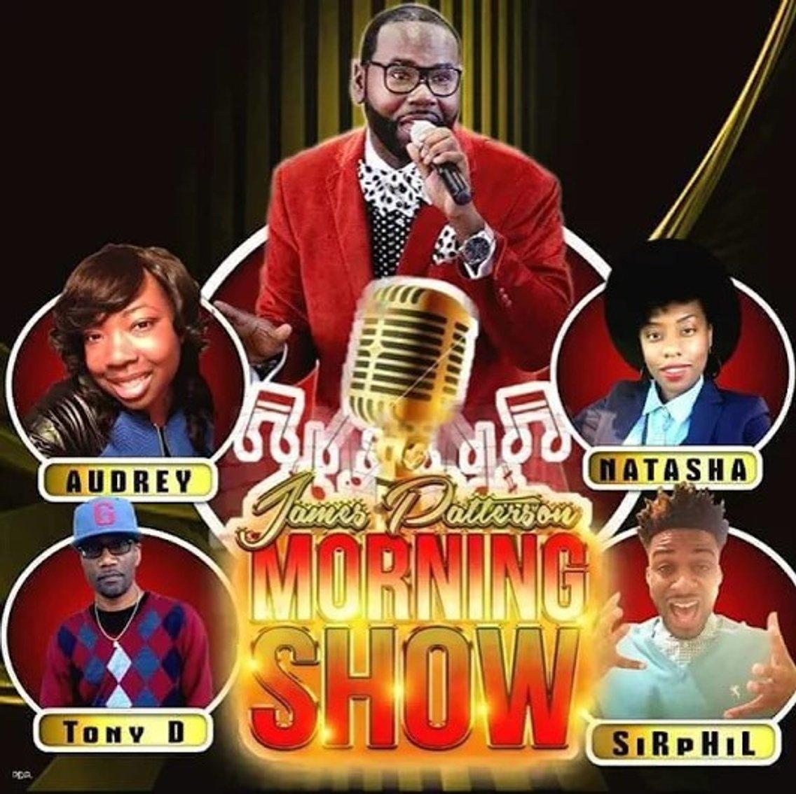 The James Patterson Morning Show - immagine di copertina