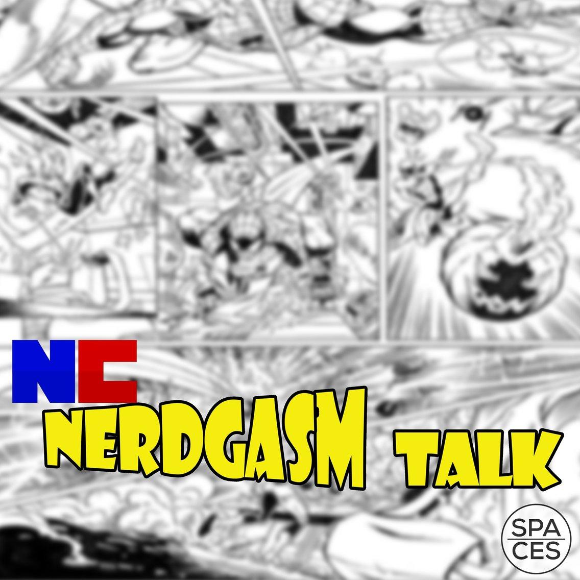 The Nerdgasm Talk - immagine di copertina