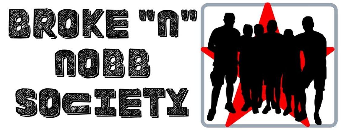 "Broke ""N"" Nobb Society - imagen de portada"