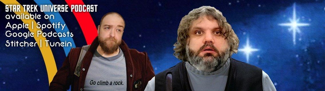 Star Trek Universe Podcast - Cover Image