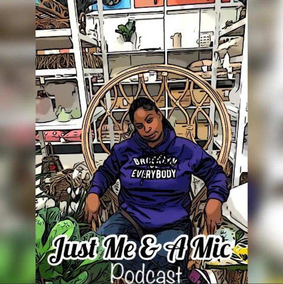Just Me And A Mic - immagine di copertina