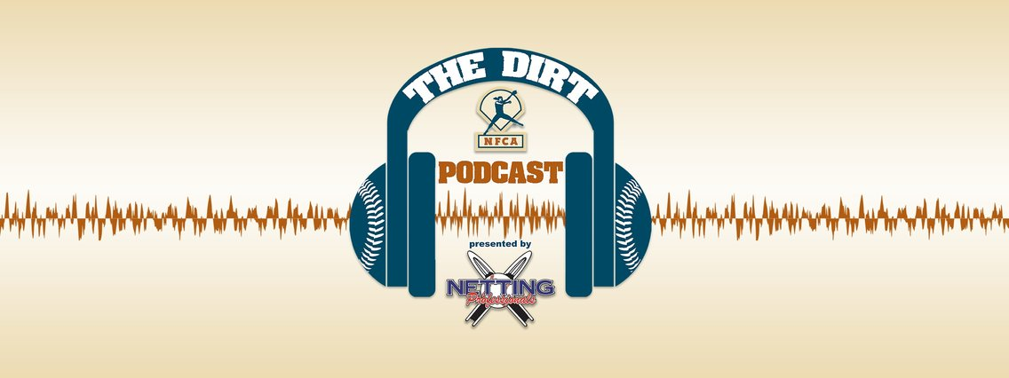 """""""The Dirt"""" NFCA Podcast - Cover Image"""