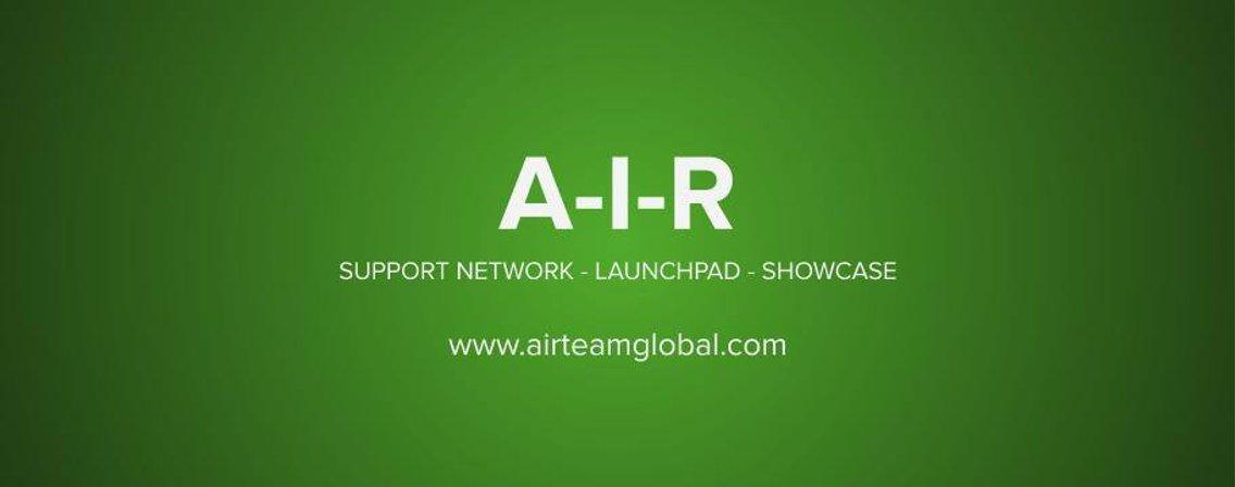 The AIR Team Global Podcast - immagine di copertina