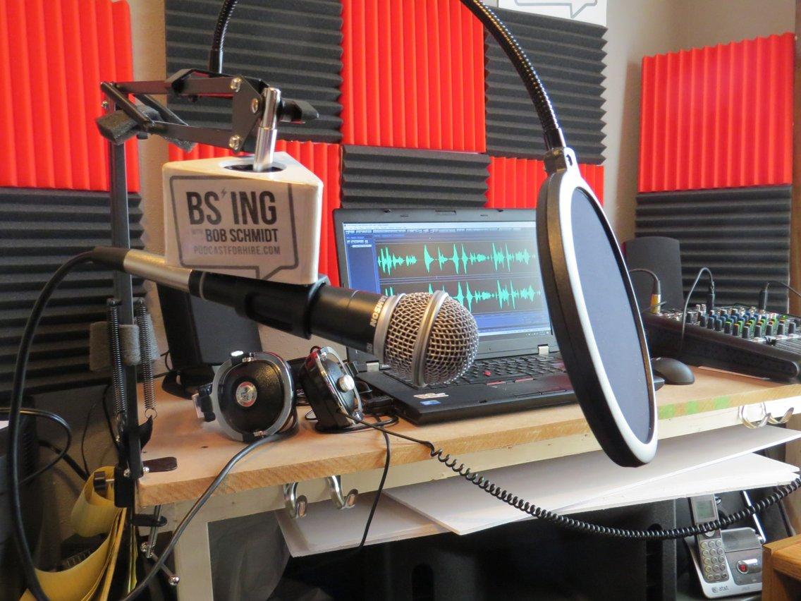 Podcast For Hire - immagine di copertina
