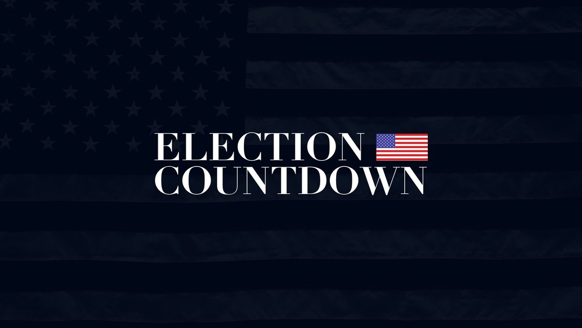 2020 Election Countdown - Cover Image