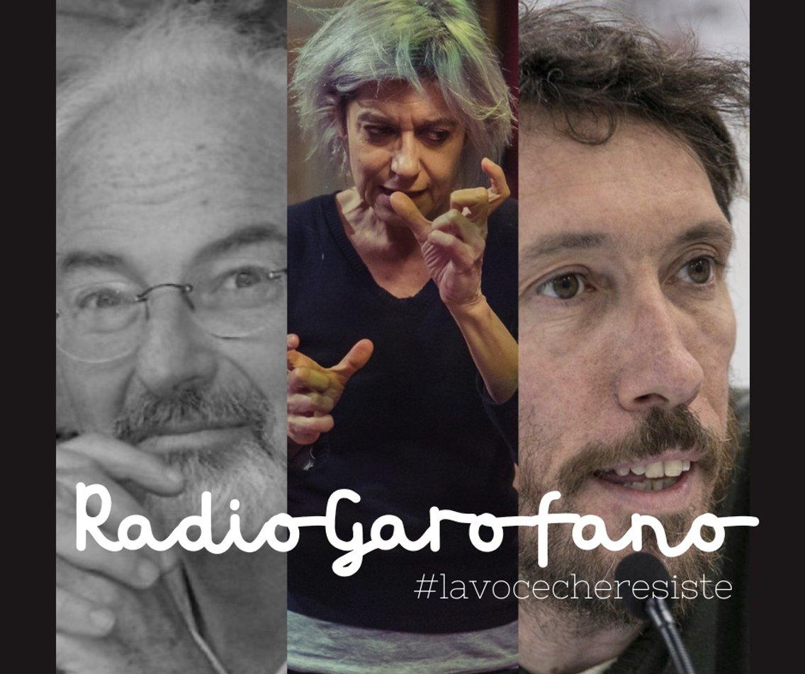 RadioGarofano: la voce che resiste - Cover Image