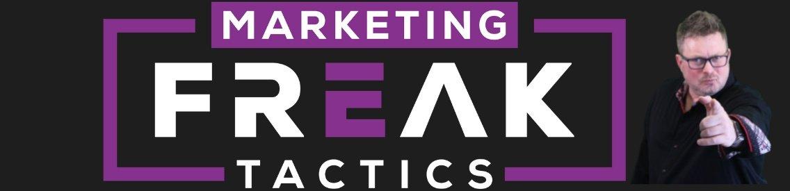 Marketing Freak Tactics - Cover Image