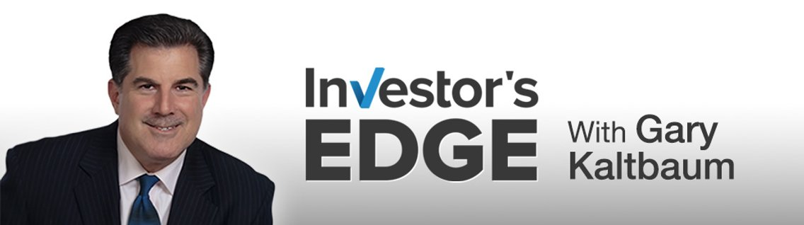 Investor's Edge with Gary Kaltbaum - Cover Image