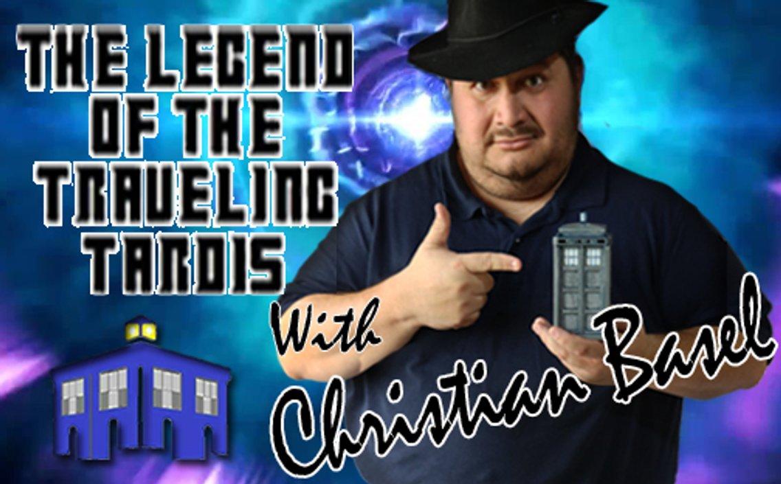 The Legend of the Traveling Tardis - immagine di copertina