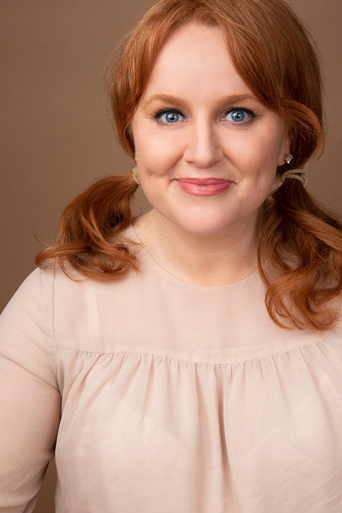 Caroline Simone O'Brien - Voiceover - Cover Image