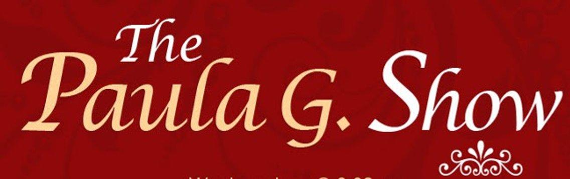 The Paula G Show - immagine di copertina