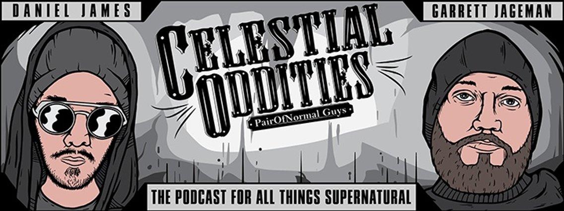 Celestial Oddities: PairOfNormal Guys - Cover Image