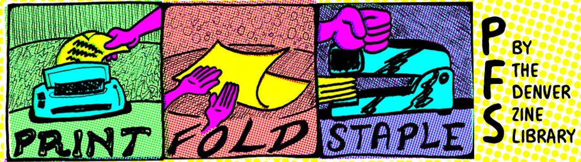 Print, Fold, Staple - the DZL Podcast - imagen de portada