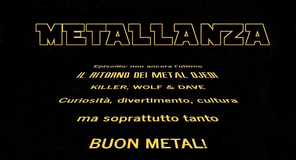 Metallanza - Cover Image