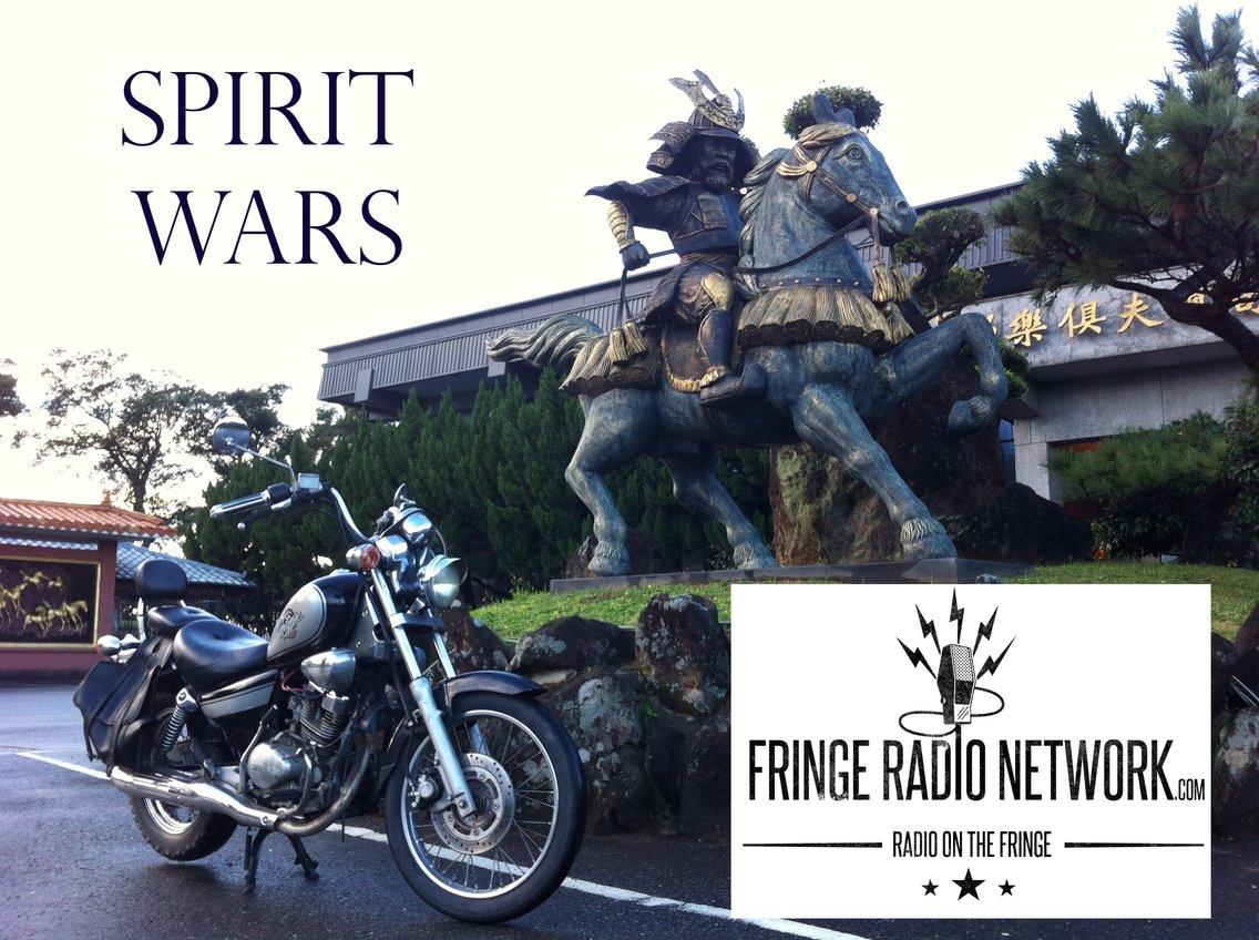 SpiritWars - Cover Image