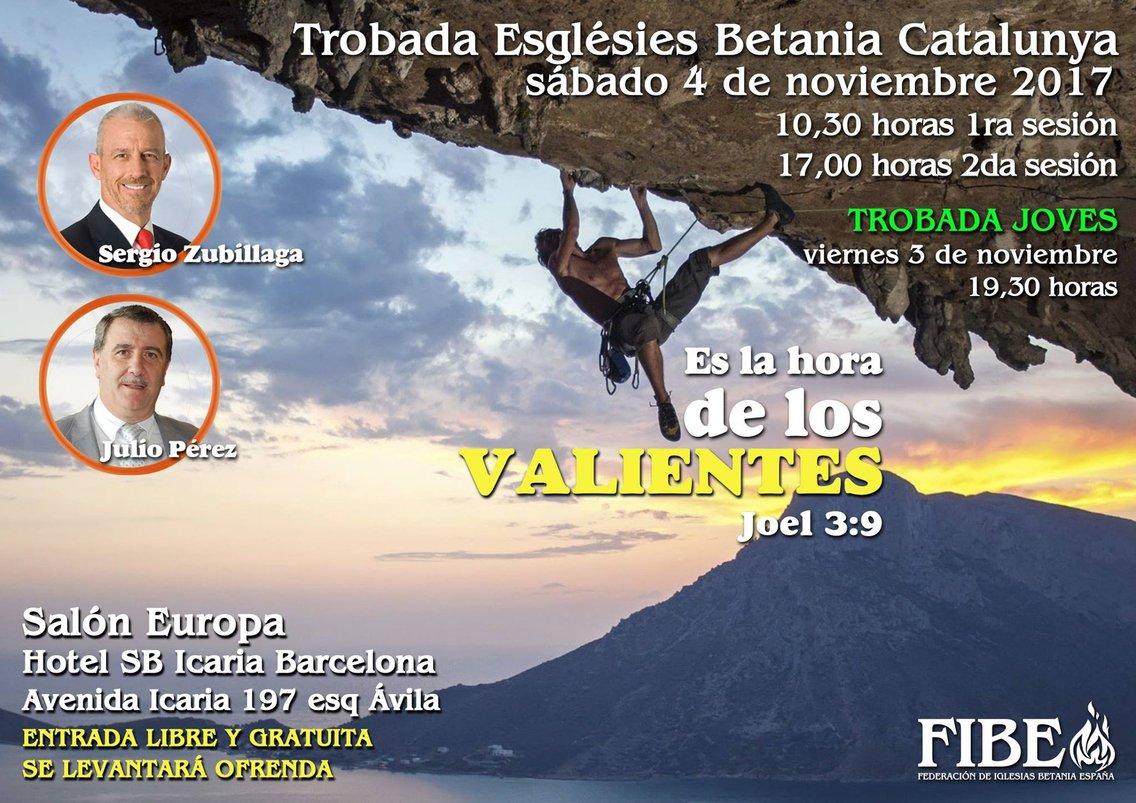 Encuentro de las Iglesias Fibe Cataluña - imagen de portada