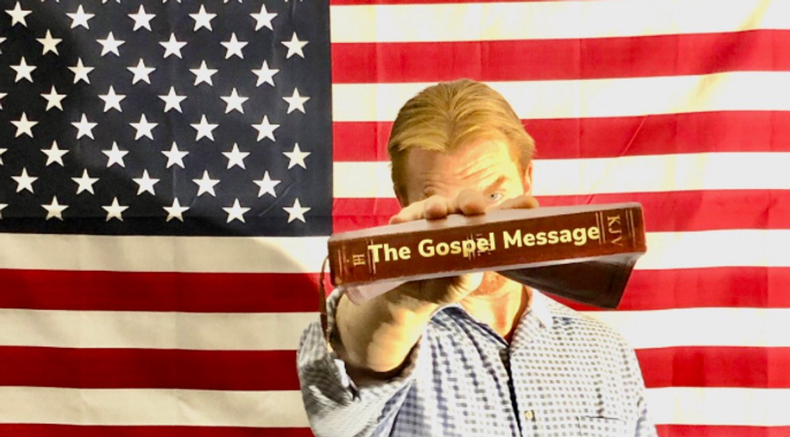 The Gospel Message - Cover Image