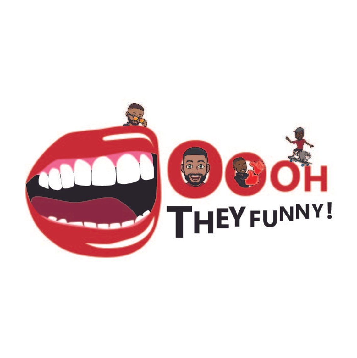 Oooh They Funny (The Show) - Cover Image