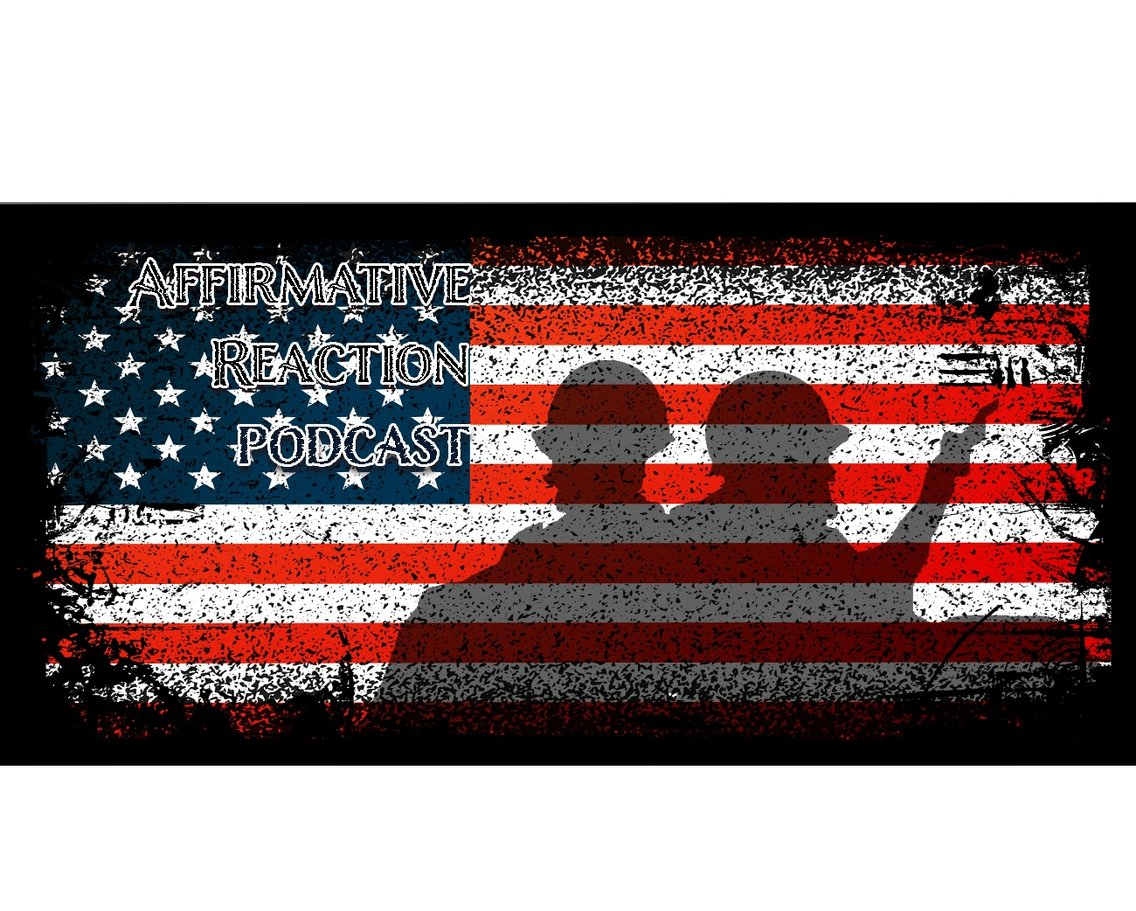 Affirmative Reaction Podcast - imagen de portada