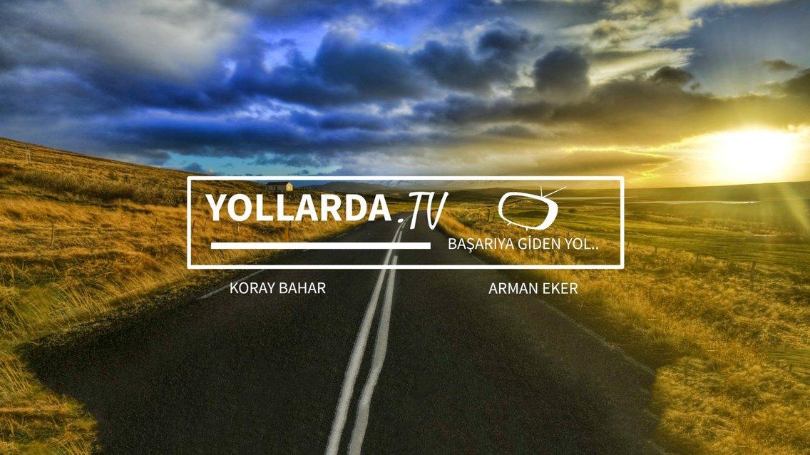 Yollarda.tv Girişimcilik Sohbetleri - Cover Image
