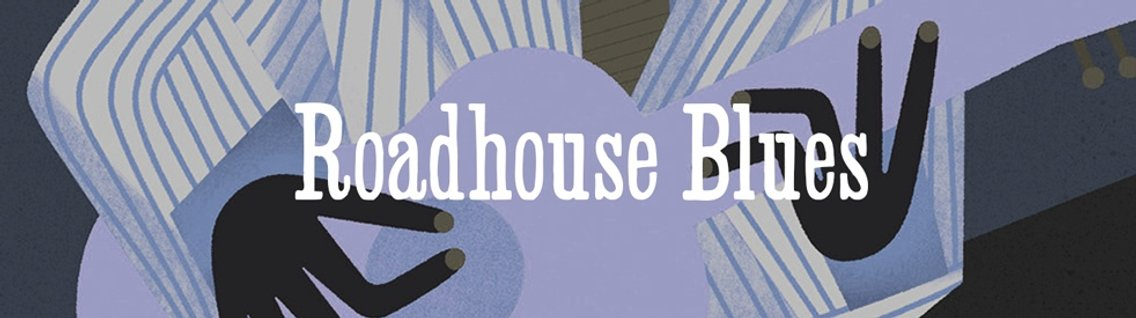 Ken Hanes' Roadhouse Blues - immagine di copertina