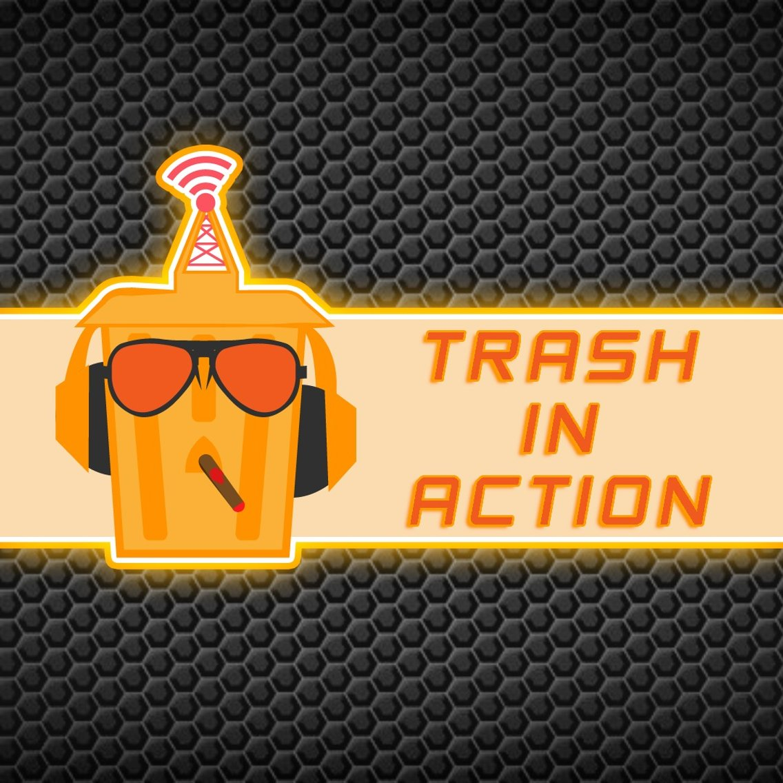 Trash In Action - Cover Image