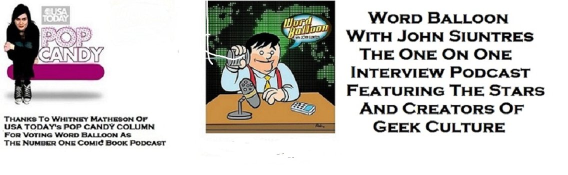 Word Balloon Comics Podcast - Cover Image