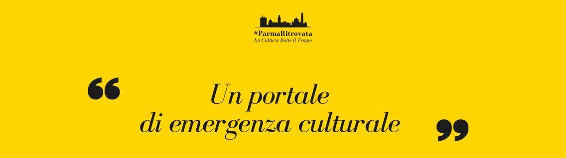 #ParmaRitrovata - Cover Image
