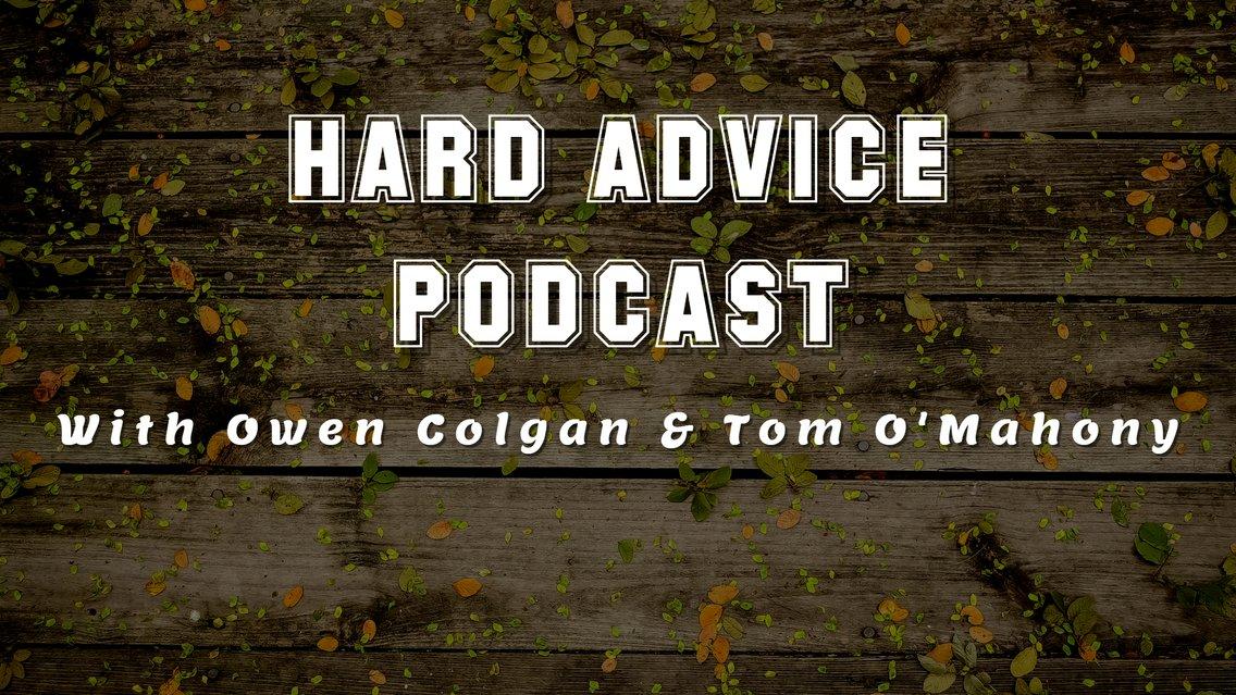 Harden Up Podcast - immagine di copertina