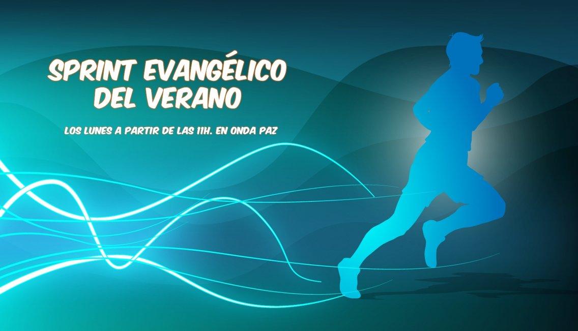 SPRINT EVANGÉLICO - imagen de portada