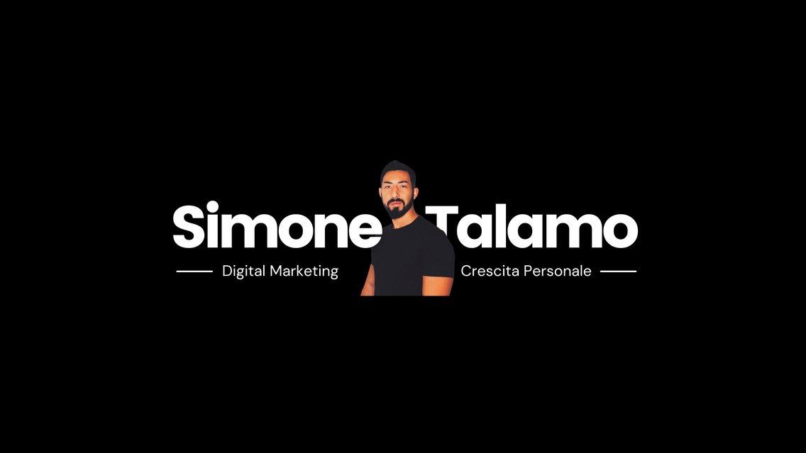 Simone Talamo Podcast - Cover Image
