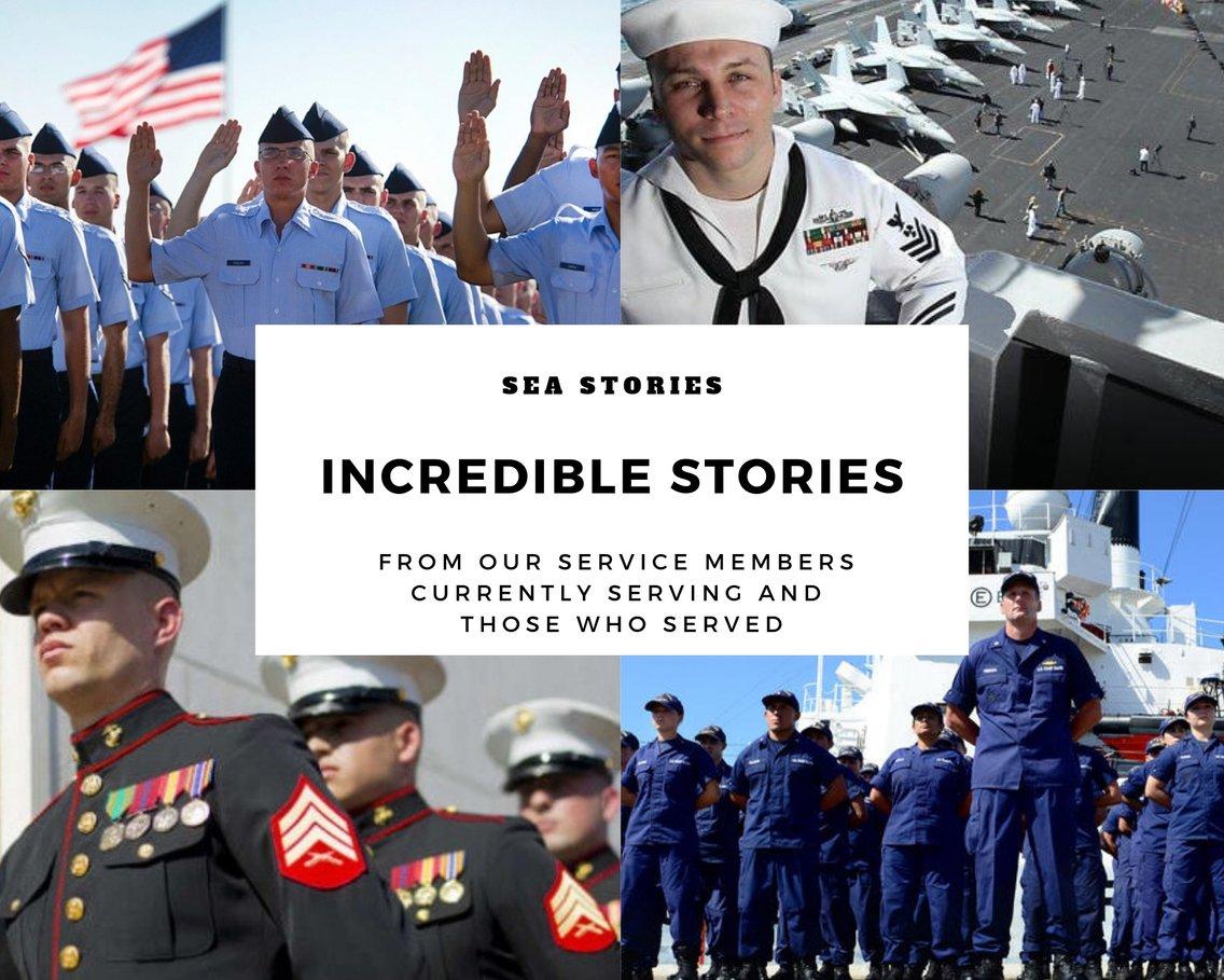 Sea Stories - imagen de portada