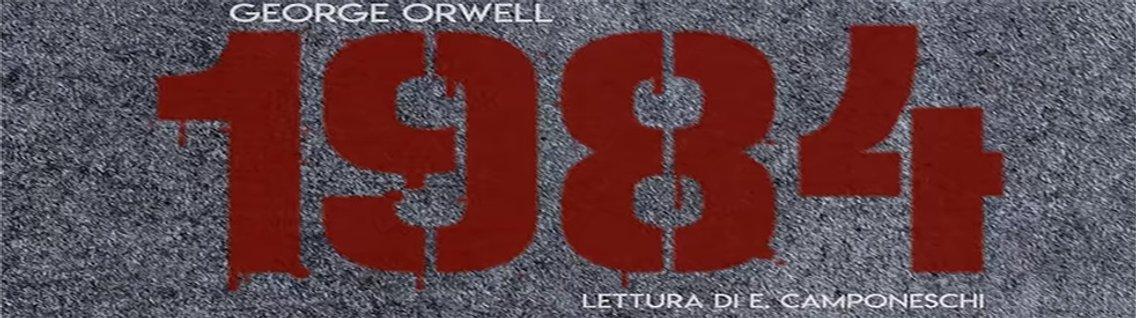 1984 - George Orwell - imagen de portada