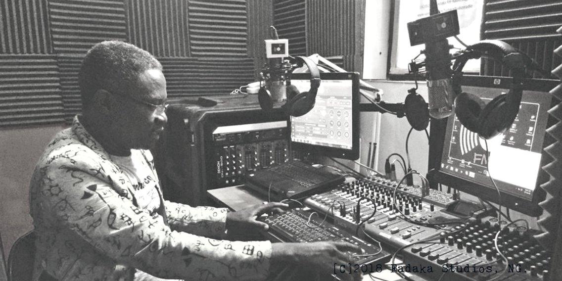 Fadaka Radio programmes - Cover Image