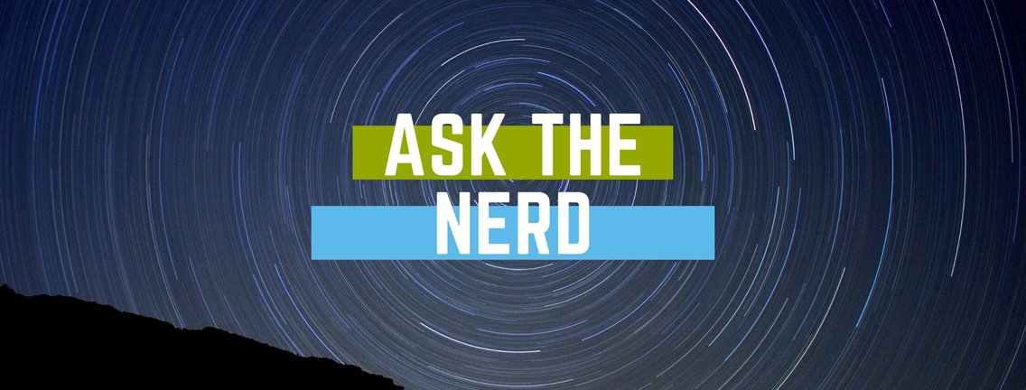 Ask the Nerd Podcast - Cover Image