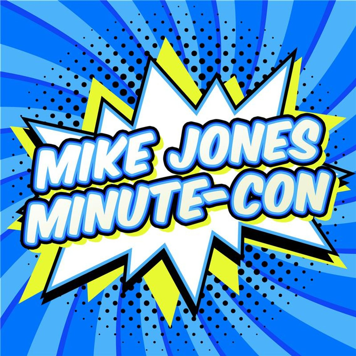 Mike Jones Minute-Con - Cover Image