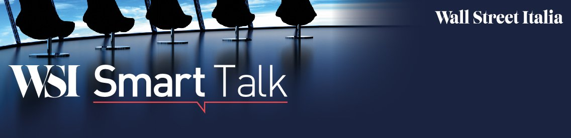 WSI Smart Talk - immagine di copertina