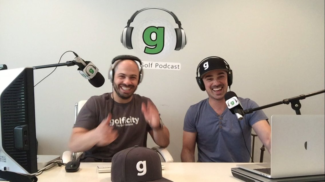 The Golf Podcast Presented by Golficity - Cover Image