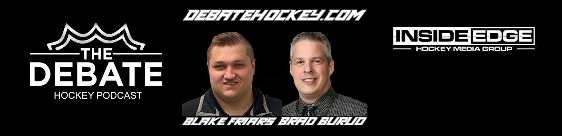 THE DEBATE - Hockey Podcast - imagen de portada