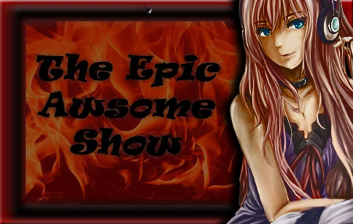 The Epic Awesome Show - Cover Image