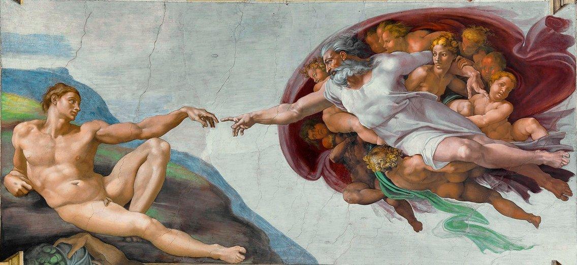 1. Stworzenie Wszechświata a nauka - immagine di copertina