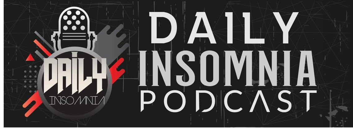 Daily Insomnia Podcast - Cover Image
