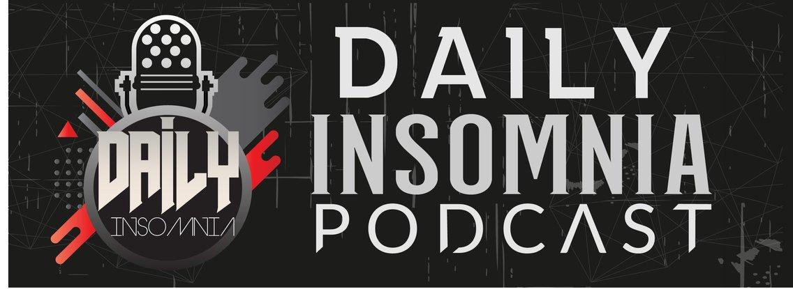Daily Insomnia Podcast - immagine di copertina