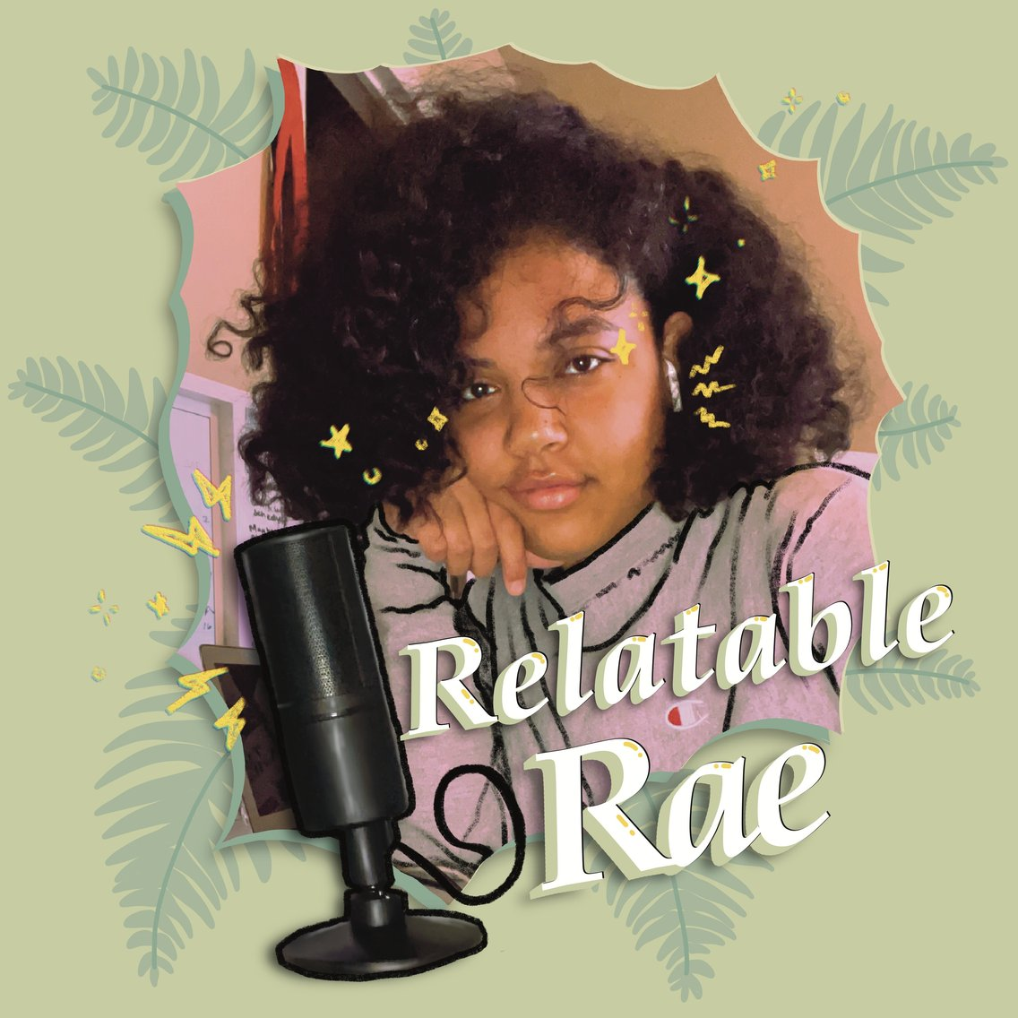 Relatable Rae - Cover Image